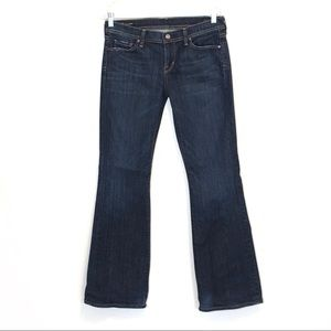 Citizens of Humanity Ingrid Low Waist Flare Jeans